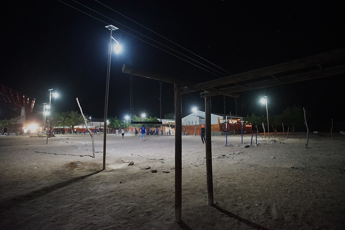 Litro de luz Colombia - Guajira